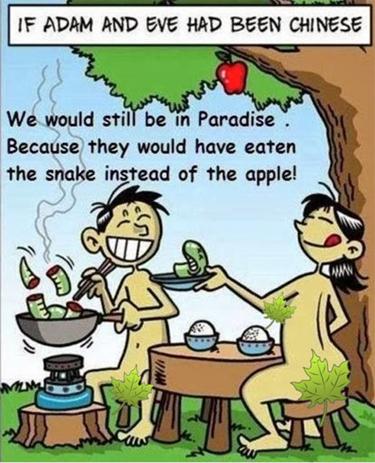 ChineseAdam&Eve