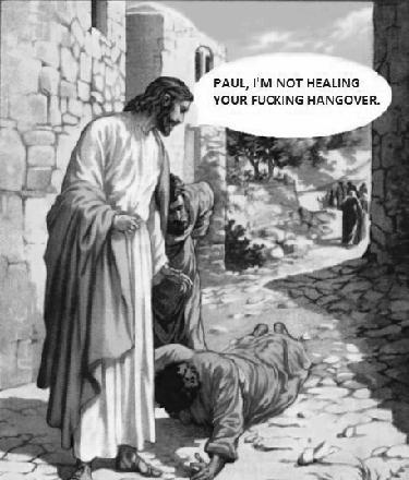 JesusHangover