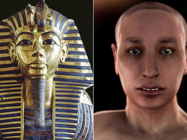king-tut-real-face