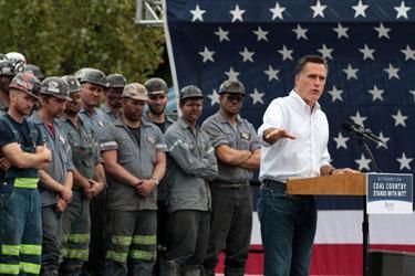 Romney-Miners