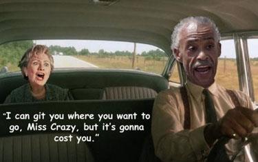 DrivingMissHillary