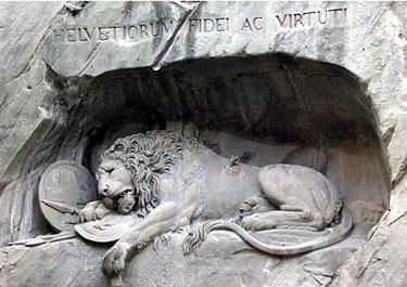 Lionmonumentlucerne