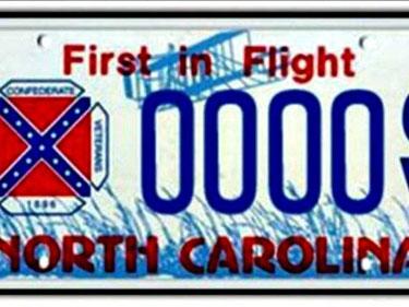 NCConfederate-plate