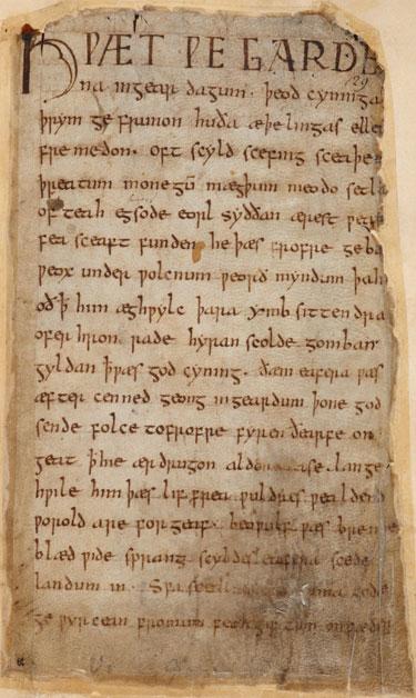 Beowulf_Cotton_MS_Vitellius