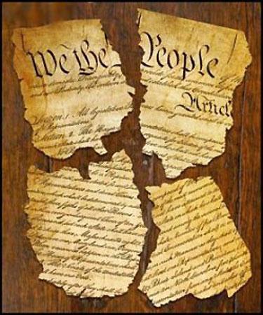 ConstitutionTorn