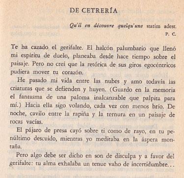 Cetreria
