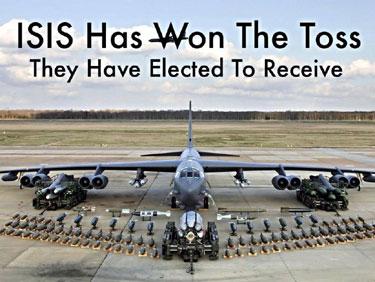 ISISWontheToss