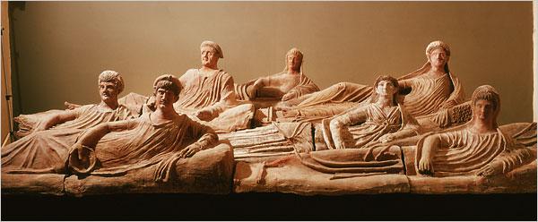 EtruscanSarcophagusLids